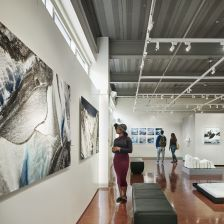 Glacial Dimensions: Art Expressing Climate Change