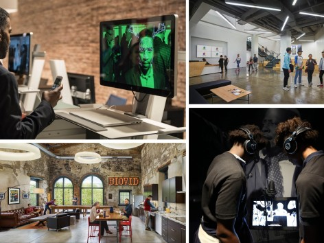 Innovative workplaces