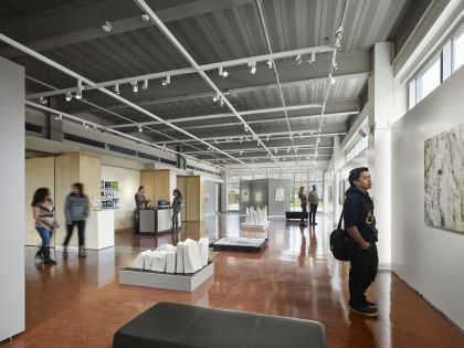 The Karl & Helen Burger Gallery