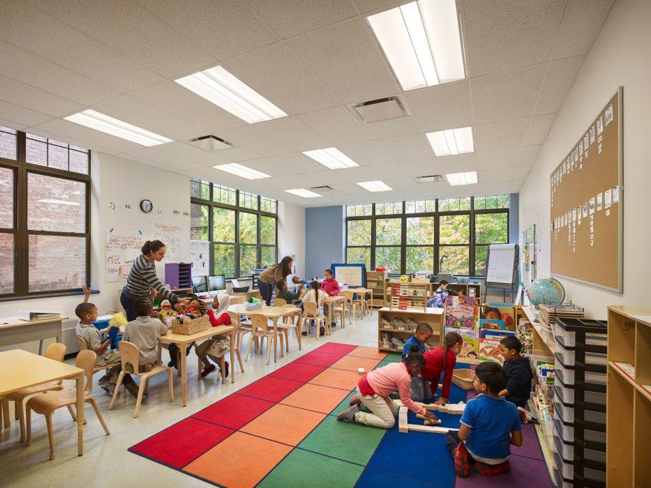 Heketi Community Charter School Kss Architects