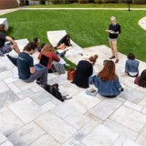 Throwback to days spent studying outside at the Remy, Sarah Lawrence's new outdoor amphitheater. KSS was thrilled to help relocate, restore, and reconstruct this marble beauty which was originally installed at the...