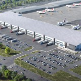 Aeroterm's 346,000-square-foot Air Cargo Facility, designed by KSS Architects, is a landmark building in the redevelopment of John F. Kennedy International Airport's transportation hub. This facility is the first to...