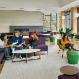 The Barbara Walters Campus Center at @sarahlawrencecollege has received an ACUI facility award! At the heart of campus, the BWCC is a magnet for intellectual, cultural, and social life, a center for campus community...